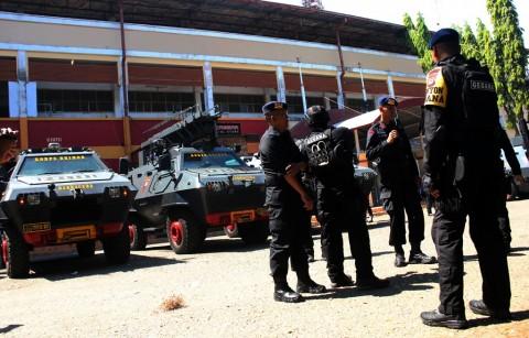 Polisi: Hoaks, Final Piala Indonesia Ditunda karena Alasan Keamanan
