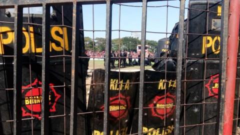 Penjelasan Polisi setelah Gagal Mengamankan Bus Persija dari Lemparan Batu