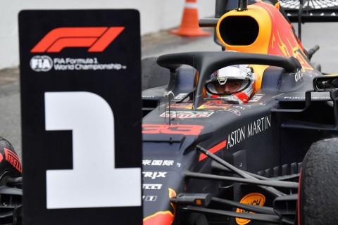 Max Verstappen Menangkan Balapan Basah GP Jerman