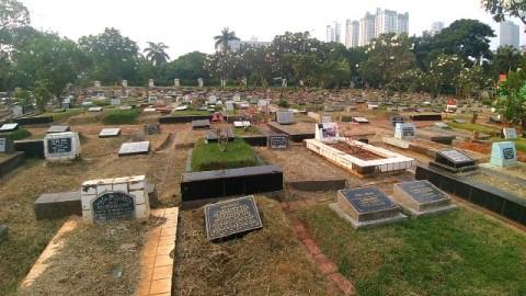 Manajemen Pemakaman di DKI Jakarta Perlu Ditata