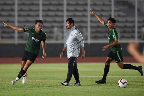 Timnas U-23 Tekuk Lampung FC, Indra Sjafri Kurang Puas