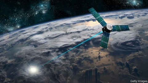 Di 2023, Satelit Prancis Memiliki Senjata Laser