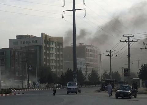 Bom Meledak di Kantor Cawapres Afghanistan, Dua Tewas