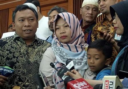 Keppres Amnesti Baiq Nuril Ditandatangani Hari Ini