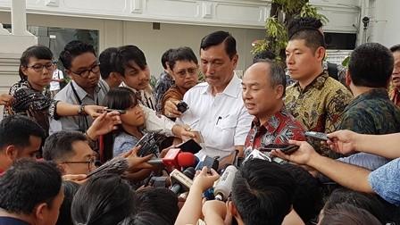 Softbank Bakal Tambah Investasi USD2 Miliar di Indonesia
