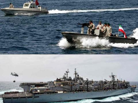 Gabung AS, Korsel Kirim Pasukan ke Selat Hormuz