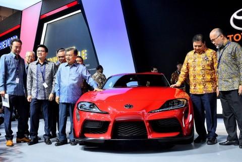 Dua Produsen TOP Otomotif Buka Dapur Penjualan GIIAS 2019