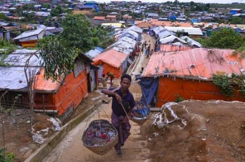 Rohingya Tuntut Pengakuan Status Sebelum Repatriasi