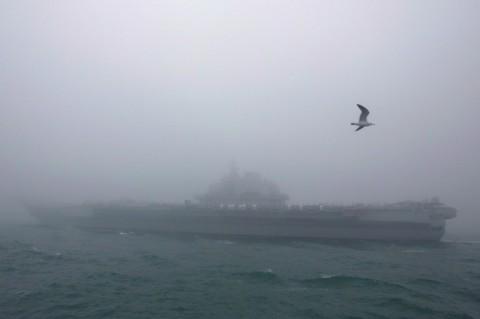 Tiongkok Gelar Latihan Militer Dekat Perairan Taiwan