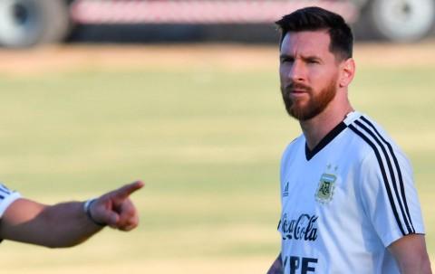 Pesta Bersama Penggawa Barcelona Warnai Liburan Messi di Ibiza