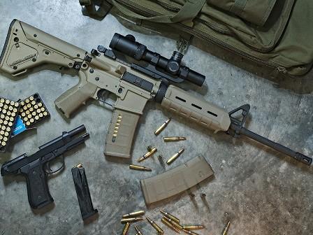 Penggunaan Senjata Api Polisi Dievaluasi Setiap Enam Bulan