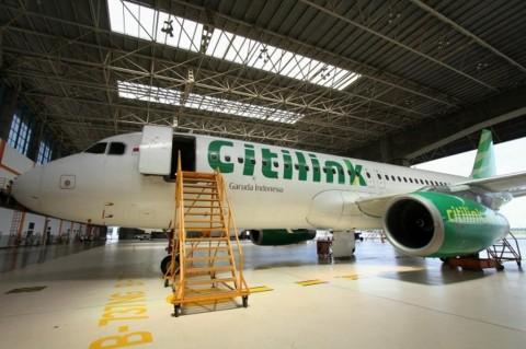 Citilink: Keterisian Rendah Penyebab Penerbangan Kertajati Ditutup