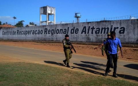 52 Napi Tewas Akibat Bentrokan di Penjara Brasil