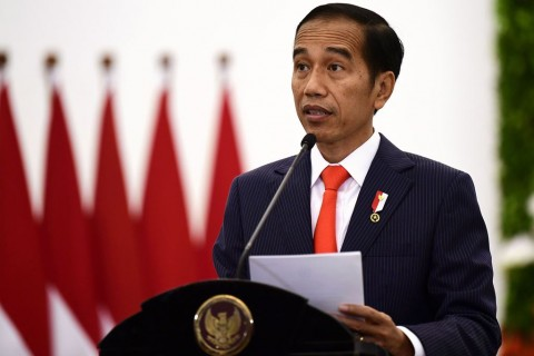 Jokowi Ingin Danau Toba Jadi Wisata Berkelas
