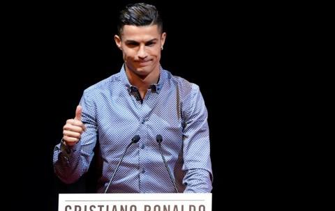 Ronaldo Simpan Hasrat Kembali ke Madrid