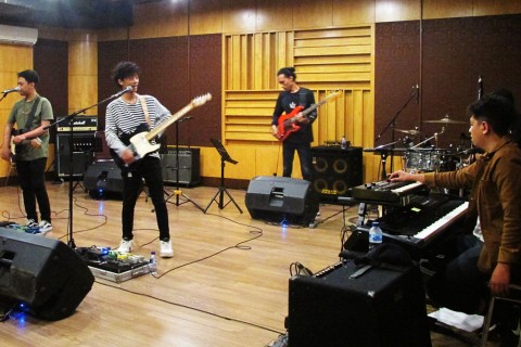 Disebut Mirip The 1975, Ini Tanggapan Band asal Malang  Coldiac