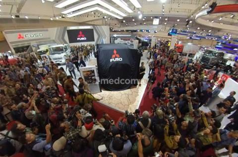 Mitsubishi Fuso Cetak Rekor Penjualan Tertinggi di GIIAS 2019