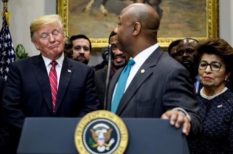 Rasisme Jelang Pilpres AS 2020