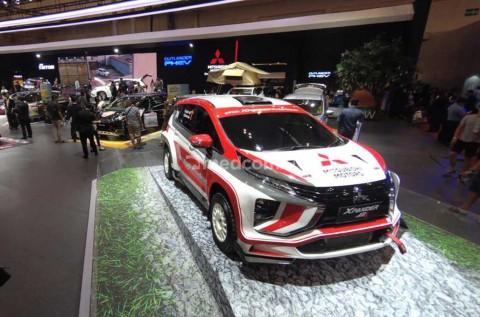 Xpander dan Pajero Sport, Dominasi Jualan Mitsubishi di GIIAS 2019