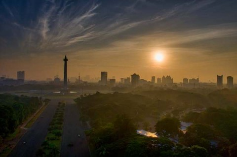Studi: Polusi Udara Bunuh Puluhan Ribu Orang Per Tahun