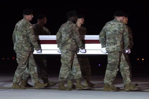 Serdadu Afghanistan Bunuh Dua Tentara AS
