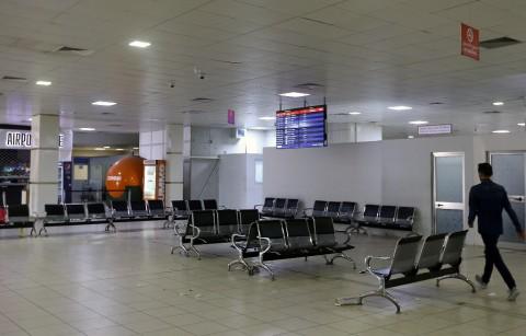 Dihantam Rudal, Bandara Libya Ditangguhkan Sementara