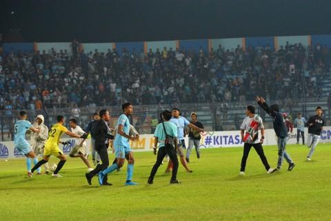Kisruh, PSSI Panggil Wasit dan Panpel Persela Lamongan vs Borneo FC