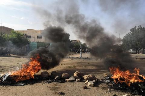 Empat Remaja Tewas Ditembak dalam Demonstrasi di Sudan