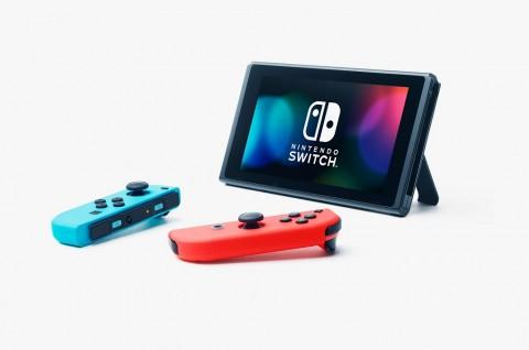 Nintendo Jual 37 Juta Konsol Switch