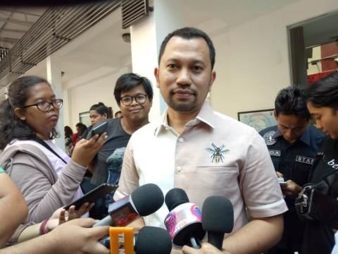 Polisi Buru Jaringan Sabu Nunung