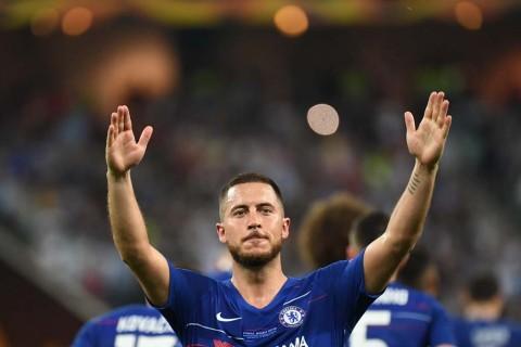 Chelsea Punya 2 Pemain Pengganti Hazard