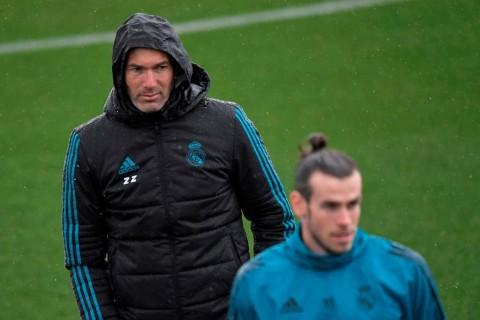 Zidane tidak Pernah Menyukai Bale