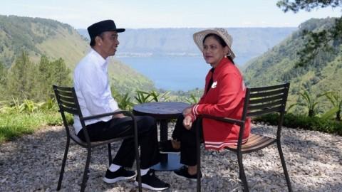 Jokowi Praises Kaldera Toba Nomadic Escape Project