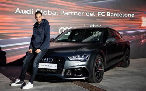 Pemain Barcelona Harus Kembalikan Mobil ke Audi, Ada Apa?