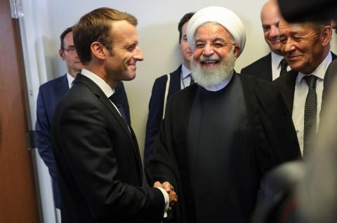 Prancis Minta Iran Turunkan Ketegangan dengan AS