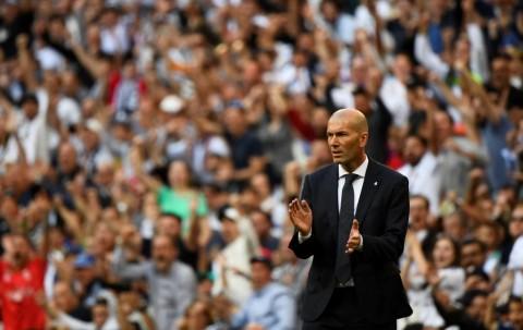 Respons Zidane Usai Madrid Dikalahkan Tottenham