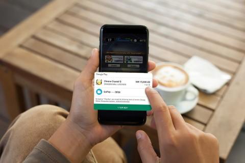 Beli Aplikasi Google Play Sekarang Bisa Pakai GoPay
