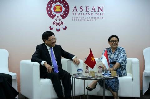 Indonesia, Vietnam Agree to Accelerate EEZ Negotitations