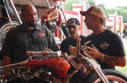 Custom Bike Contest Suryanation, Siap Bikin Riuh Palembang