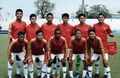 Susunan Pemain Timnas U-15 vs Timor Leste