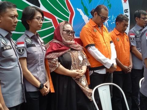 Polisi Tunggu Hasil Asesmen Rehabilitasi Nunung