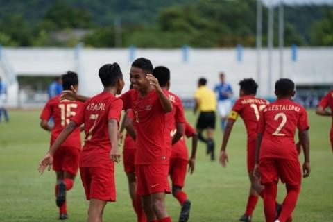 Piala AFF U-15: Indonesia Ditahan Imbang Timor Leste