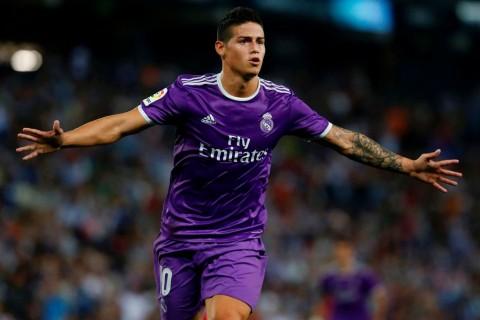 Kapten Atletico Siap Sambut James Rodriguez