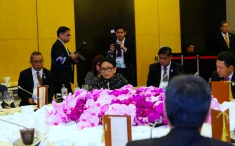 Menlu: Asia Tenggara Bukan Tempat Limbah Negara Lain