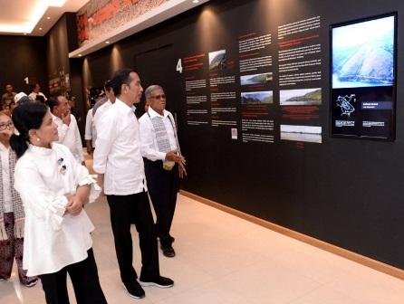 Jokowi Dorong Geopark Kaldera Toba Diakui UNESCO