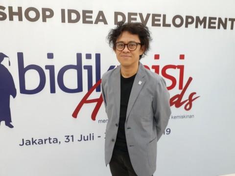 Misi Riri Riza Menjadi Juri Bidikmisi Awards 2019