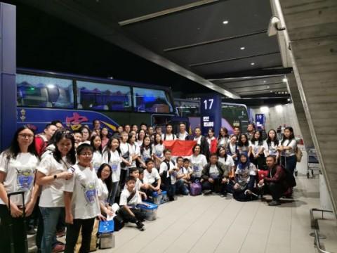 16 Tim Indonesia Bertanding di Kejuaran Robotik Dunia