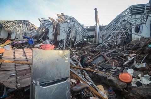 2.277 Bencana Terjadi Hingga Juli 2019