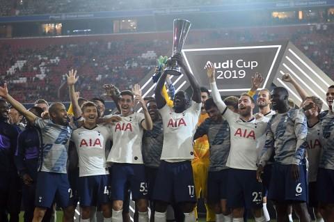 Tottenham Hotspur Juara Audi Cup 2019