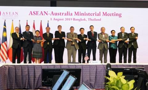 RI Appreciates Australia's Support on ASEAN's Indo-Pacific Outlook